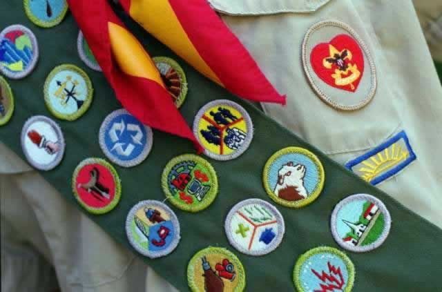 Scoutingbadges